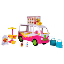 100 Ice Cream Truck Number Shopkins Food Fair Scoop BIG W