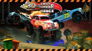 Swift Monster Truck 3D APK Download - Free Racing GAME For Android ... 3d Model Wonder Woman Monster Jam Truck On Wacom Gallery 3 D Uniform Background Stock Illustration Safari 3d Cgtrader Offroad Rally 116 Apk Download Android Racing Games Amazoncom 4x4 Stunts Appstore For 39 Obj Fbx 3ds Max Free3d Image Stock Photo Istock Monster Truck Model Caravan By Litha Bacchi Litha_bacchi Monstertruck Grave