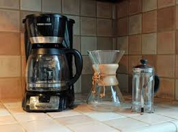 Different Coffee Makers For True Lovers
