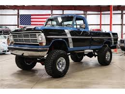 1970 Ford F100 For Sale | ClassicCars.com | CC-1136907 1970 Ford F250 Napco 4x4 F100 For Sale Classiccarscom Cc994692 Sale Near Cadillac Michigan 49601 Classics On Ranger Xlt Short Bed Pickup Show Truck Restomod Youtube Image Result Ford Awesome Rides Pinterest New Project F250 With A Mercury 429 Motor Pickup Truck Sales Brochure Custom Sport Long Hepcats Haven