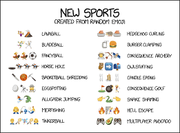 And I Thought I Loved by Julia Silge New Sports From Random Emoji