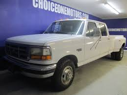 100 Dually Truck For Sale 1997 D F350 Crew Cab XLT New Tires 460 75L Big Block