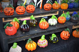 Glass Blown Pumpkins Seattle by The Outlaw Gardener A Morning In Seattle Part One Glass Eye