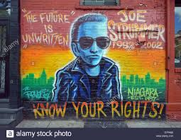 the joe strummer mural stock photos the joe strummer mural stock