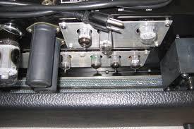 Ampeg V4 Cabinet Ohms 1970 v4