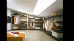 Schlafzimmer In Dachschrã Ankleide Oder Begehbaren Kleiderschrank Planen München