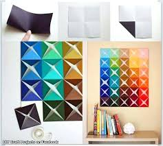 Homemade Home Decorating Ideas Decor Pictures Crafts Paper For Decoration With Newspaper Handmade Craft