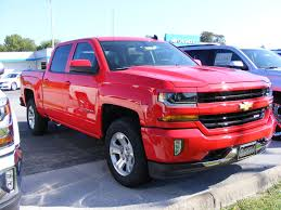 New 2018 Chevrolet Silverado 1500 From Your Russellville KY ...