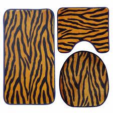 Cheetah Bathroom Rug Set by Bathroom Leopard Bathroom 42 Leopard Bathroom Leopard Bathroom