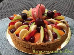 dessert aux fruits d ete tarte aux fruits frais les gourmandises de némo