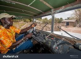 100 Coastal Truck Driving TANJI GAMBIA MAY 08 2017 Driver Stock Photo Edit Now 681541387