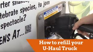 How To Estimate How Much Fuel Is Needed Before Returning A Moving ... Uhaul Truck Rental Reviews Good And Bad News Emerges From Cafes Fine Print Edmunds Cat All Day Four Ways To Crank Up Your Load Haul Productivity Moving Companies Comparison Performance Fuel Volvo Trucks Us 20 Lb Propane Tank With Gas Gauge Vs Diesel A Calculator My Thoughts How To Drive Hugeass Across Eight States Without 10 Foot Best Image Kusaboshicom Woman Arrested After Stolen Pursuit Ends In Produce