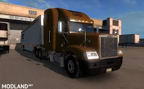 100 Crst Trucking School Locations CRST Expedited Freightliner FLD V 20 Skin Mod For American Truck