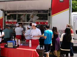 100 In N Out Burger Truck UCR Today Lunch