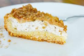 apfel haferflocken cheesecake