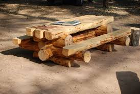 plan de table en bois spitpod