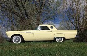 100 1957 Ford Truck For Sale Thunderbird For Sale 2157780 Hemmings Motor News