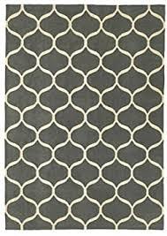 ikea stockholm 2017 teppich in weiß grau flach gewebt