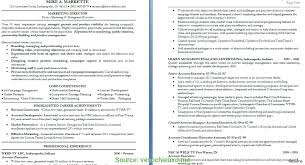 Sales And Marketing Sample Resume Field Executive