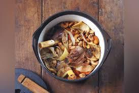 souris cuisine recette de souris d agneau fruits secs