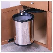 poubelle cuisine pivotante poubelle pivotante pour armoire rona