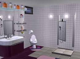 salle de bain mauve salle de bain mauve de fellasimsette