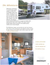 2004 ALP Adventurer Truck Campers Brochure | RV Brochures Download Adventurer Truck Camper Model 86sbs 50th Anniversary 901sb Find More For Sale At Up To 90 Off Eagle Cap Campers Super Store Access Rv 2006 Northstar Tc650 7300 Located In Hernando Beach 80rb Search Results Used Guaranty Hd Video View 90fws Youtube For Sale Canada Dealers Dealerships Parts Accsories 2018 89rbs Northern Lite Truck Camper Sales Manufacturing And Usa