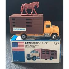 Tomica No. F27 Ford Cattle Truck (Rare), Toys & Games, Bricks ... Farm Toys For Fun A Dealer Toy Cattle Hauling Trucks Wyandotte Dodge Cab Great Plains Cattle Ranch Tt Truck 40s V Collectors Official Tekno Distributors Suppliers 12002 Livestock Road Train Highway Replicas Model Trucks Diecast Tufftrucks Australia Rural Toys Getyourpitchforkon Wooden Toy B Double Kenworth And Youtube 120th 28 Sundowner Trailer By Big Country