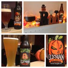 Imperial Pumpkin Ale by Elysian Brewing Great Pumpkin Ale This Is Why I U0027m Drunk