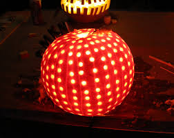 Pumpkin Carving With Dremel by The Sight Unseen X Snarkitecture Pumpkin Carving Contest Sight