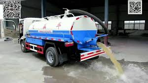 100 Tank Truck Septic Howto Video YouTube