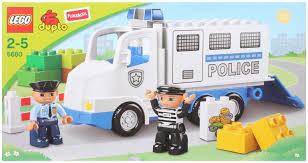 100 Lego Police Truck Buy 1484 By From Flipkart Bechdoin