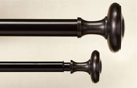 Twist And Fit Curtain Rod Target by Curtain Rods U0026 Window Hardware Pottery Barn
