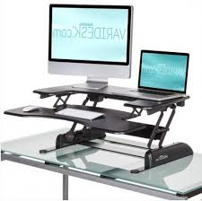 Kangaroo Standing Desk Uk by Dual Surface Computer Standing Desk Afcindustries Intended For