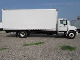 100 24 Ft Box Trucks For Sale 2016 Used HINO 268 Ft Truck Temp ICC Bumper At Industrial