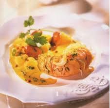 cuisine au lait de coco curry de homard au lait de coco recettes de cuisine indienne