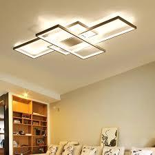platz led luxus decke licht wohnzimmer schlafzimmer dekoration helligkeit dimmen slilica decke le led leuchten für zimmer