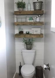 20 modern bathroom floating shelves design ideas for you
