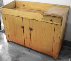 Primitive Decorated Bathroom Pictures by Accessories Vintage And Primitive Farmhouse Dry Sink In