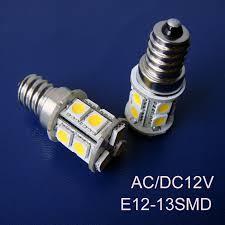 shop high quality 5050 13pcs ac dc12v e12 led ls e12 led