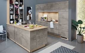moderne küche beton express küchen gmbh co kg holz