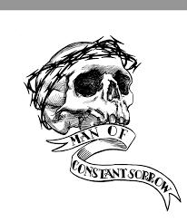 Constant Sorrow OddManOutPress June 2010 Like Simple Skull Tattoo Designs