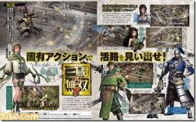 Koei Tecmo Had Plenty To Share For Dynasty Warriors 9 In This Weeks Issue Of Famitsu Magazine Starting With The Addition Bao Sanniang Guan Suo