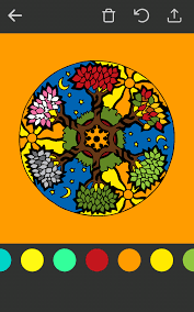 Collection Of Solutions Printable Mandala Coloring App On Download