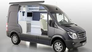 Mercedes Benz Sprinter Caravan Concept Viano Fun Marco Polo Photo Gallery Camper VanTiny