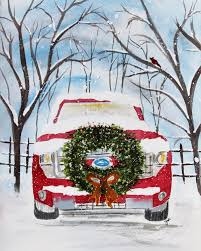 Ford Red Truck With Christmas Wreath Watercolor PRINT Custom Paint On Truck Vehicles Contractor Talk Colorful Indian Truck Pating On Happy Diwali Card For Festival Large Truck Pating By Tom Brown Original Art By Tom The Old Blue Farm Pating Photograph Edward Fielding Randy Saffle In The Field Plein Air Adventures My Part 1 Buildings Are Cool Semi All Pro Body Shop Us Forest Service Tribute Only 450 Myrideismecom Tim Judge Oil Autos Pinterest Rawalpindi March 22 An Artist A