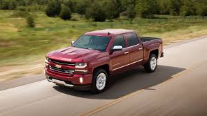2017 Chevrolet Colorado Vs. 2017 Chevrolet Silverado 1500