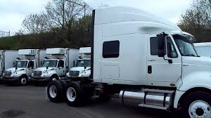 2011 INTERNATIONAL PROSTAR - YouTube 1995 Intertional 9200 Flat Top Sleeper Truck Youtube New And Used Trucks Packer City Up The Hx Series Commercial Intro Video Wwwregintertionalcom Freightliner Scadia 125 1912 Ad Mack Saurer Motor Company Original Dump Trucks For Sale 2015 Prostar With Cummins Isx 450hp Engine Paper 2003 4400 Shredfast Mobile Shredding