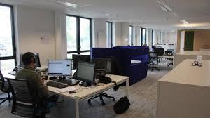bureau locaux nouveaux locaux à lannion nokia entre dans l ère du sans bureau fixe