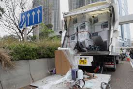 100 Camera Truck Fatal Citybus Crash Camera Didnt Spot Brokendown Truck Because It
